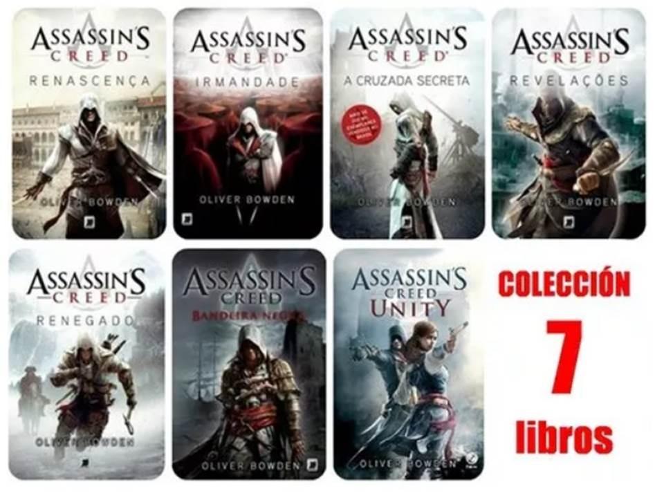 Assassins Creed A Cruzada Secreta Pdf