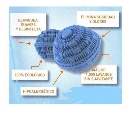 eco bola de tv lavado ecológico más de 1000 lavados clicshop