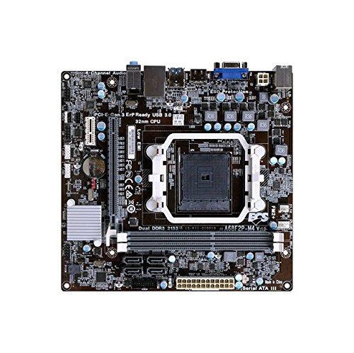 ecs motherboards black