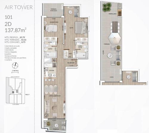 ed. air tower. 26 de marzo y  julio cesar
