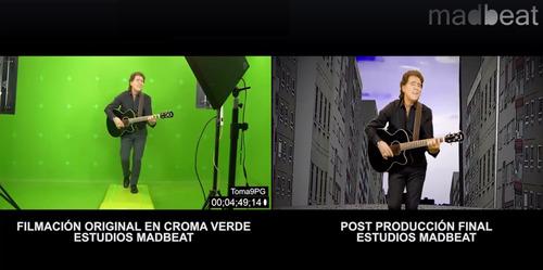 edición de video audio grabación estudio filmación belgrano