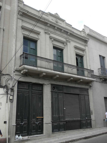 edificio padron unico local + gran casa de altos
