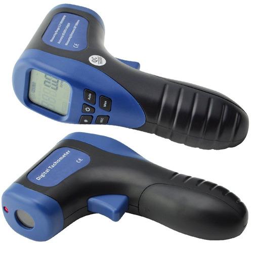 ehdis digital lcd photo tacómetro medidor de rpm sin cont
