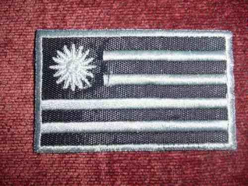 ejercito   bandera- uruguay o.n.u