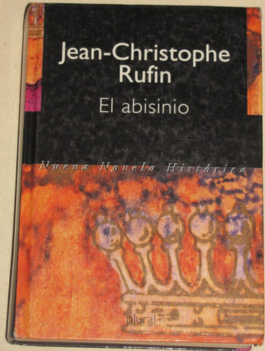 el abisinio jean christophe rufin