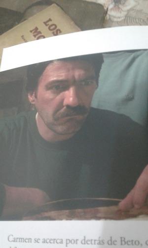el baño del papa el libro de la película