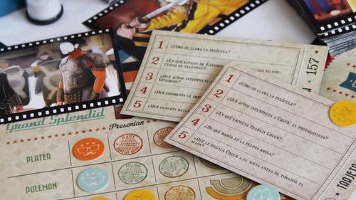 ¡el cinéfilo, juego para los amantes del cine!, ¡nuevo!