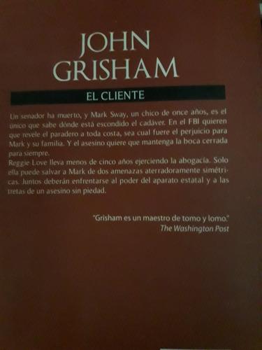 el cliente . john grisham