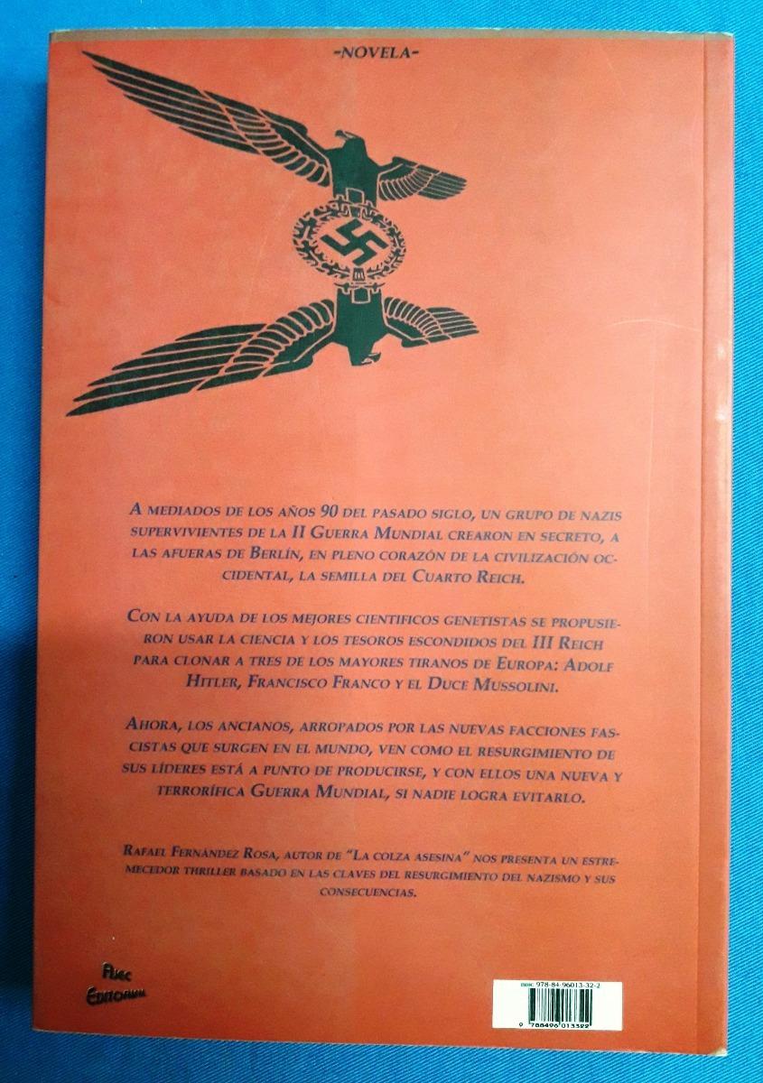 El Cuarto Reich - Rafael Rosa - Grupo Ajec Ed - $ 180,00 en Mercado ...
