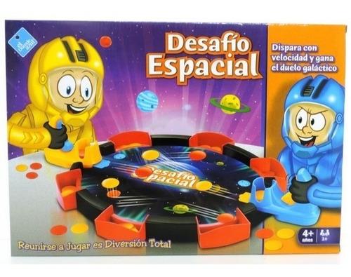 el duende azul juego de mesa desafio espacial lat 6652