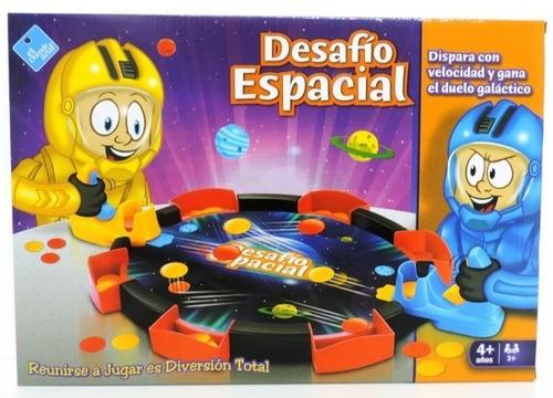 el duende azul juego de mesa desafio espacial rre 6652