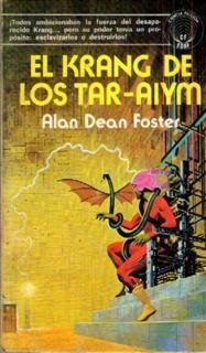 el krang de los tar-aiym alan dean foster