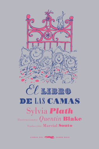 el libro de las camas - sylvia plath