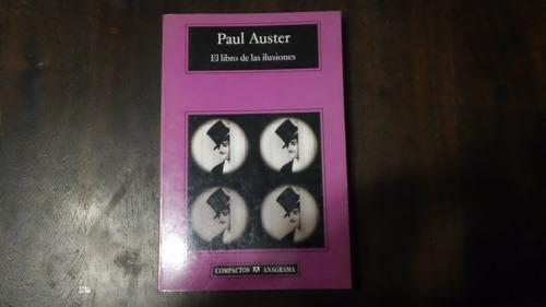 el libro de las ilusiones. paul auster