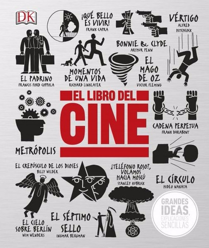 el libro del cine de dorling kindersley limited