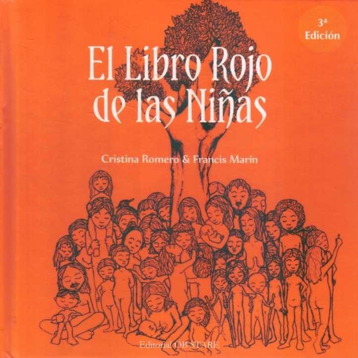Resultado de imagen de el libro rojo de las niñas