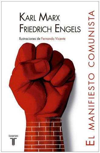 el manifiesto comunista (ilustrado) - karl marx