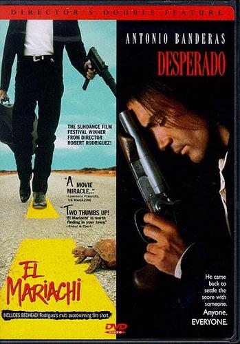 el mariachi 1 y 2 en dvd  entrega inmediata