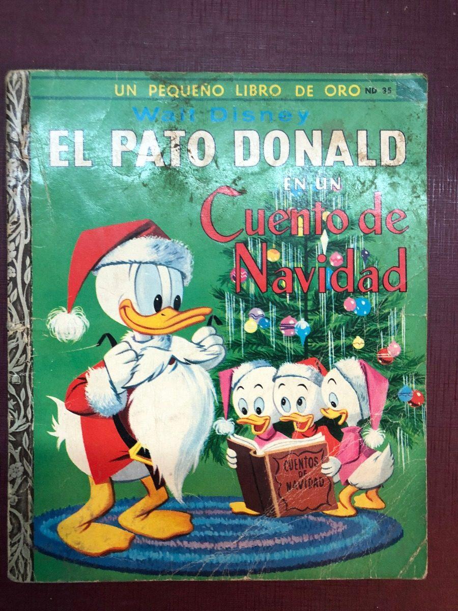 El pato donald en navidad walt disney novaro jpg 900x1200 El pato donald  navidad 60a7cff72b0