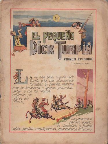 el pequeño dick turpin cuentos para niños - ramon sopena