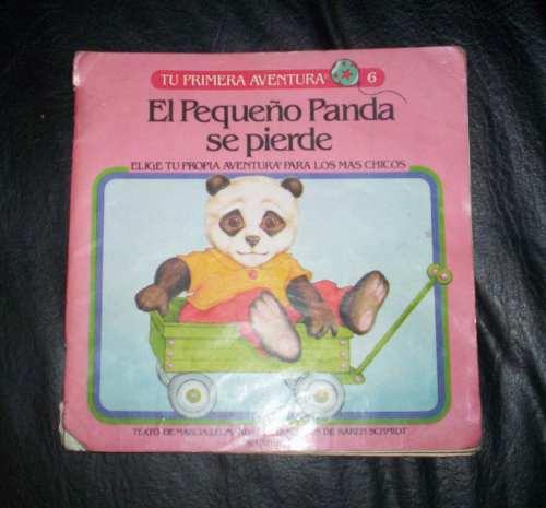 el pequeño panda se pierde, libro infantil!!