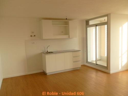 el roble con renta - 1 dormitorio