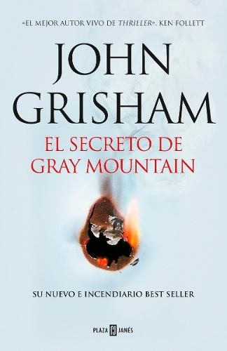 el secreto de gray mountain - john grisham .(ltc)
