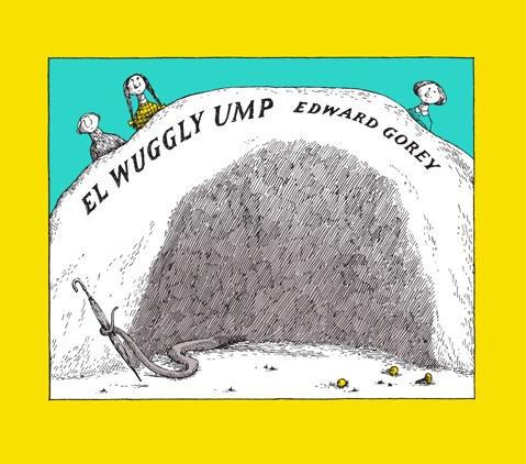 el wuggly ump -  edward gorey