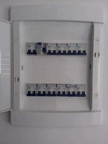 electricista autorizado por ute  (solucion en electricidad )