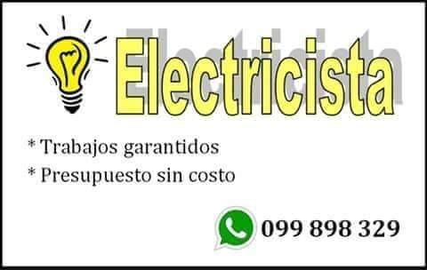 electricista en santa lucía