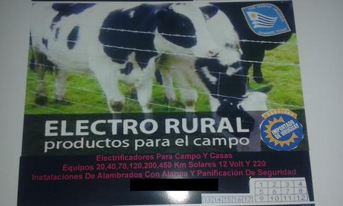 electrificador ganado