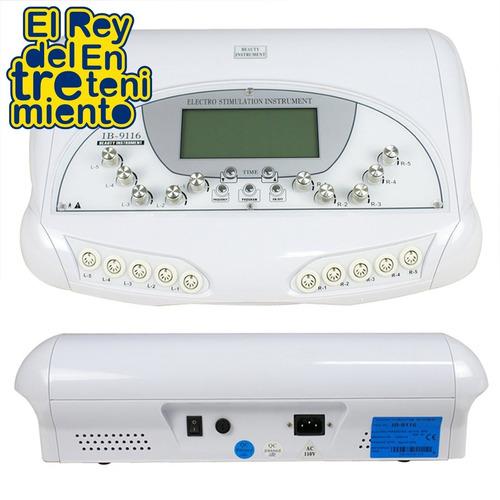 electroestimulador ondas rusas 20 electrodos el rey - #oca