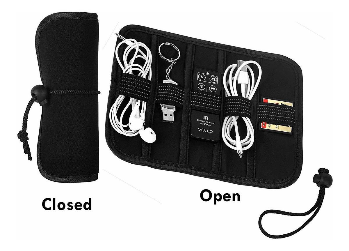 Electrónico Y Accesorios Bolsa De Viaje Organizador Tr m0v8nNw