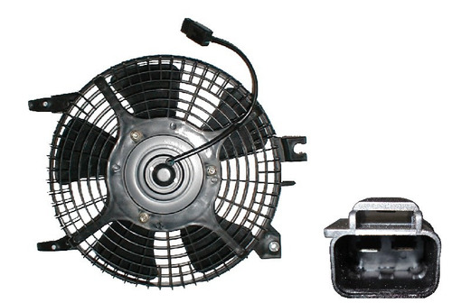 electroventilador toyota corolla 1.6 gli  (electro de a/a) f