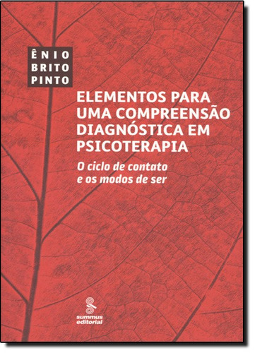 elementos para uma compreensão diagnóstica em psicoterapia o
