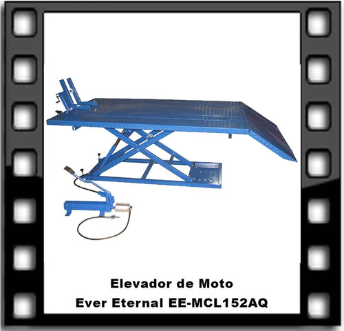 elevador de motos de 700 kg. ee- mcl152aq everet