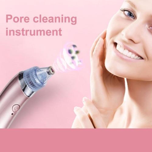 elimina acné recargable beautiful skin xn succión absorción