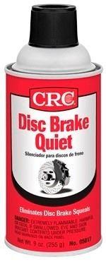 eliminador de ruido para frenos de discos aerosol 255grs crc