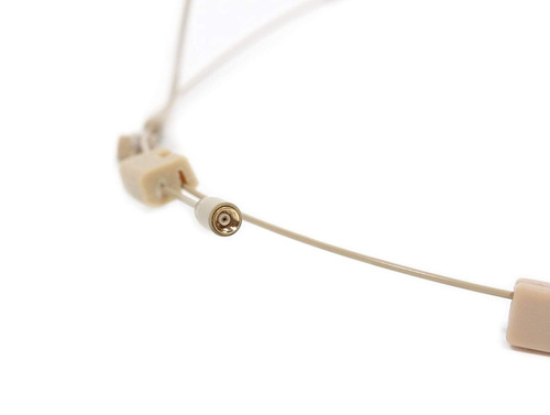 elite core hs 12 ls tan osp dual earset microphone with