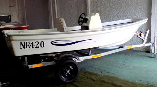 embarcacion nr 420