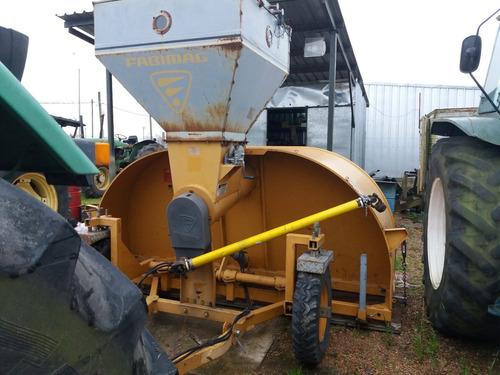 embolsadora de grano secos  9 pies