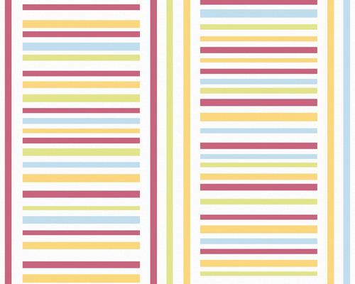 empapelado rayitas multicolor - sophie empapelados -
