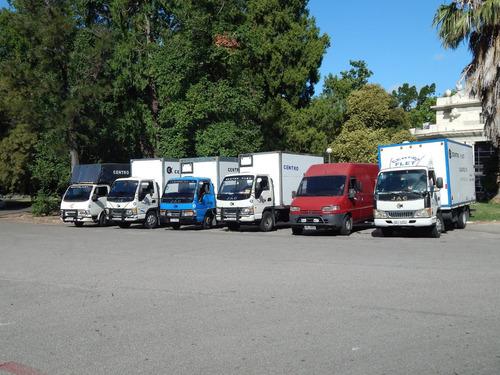 empresa de distribución, mudanzas y fletes en general