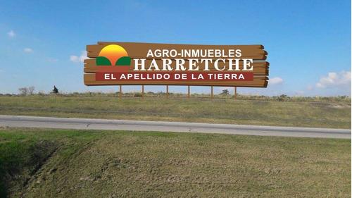 en el km 30 del corredor agroindustrial y logístico de ruta.