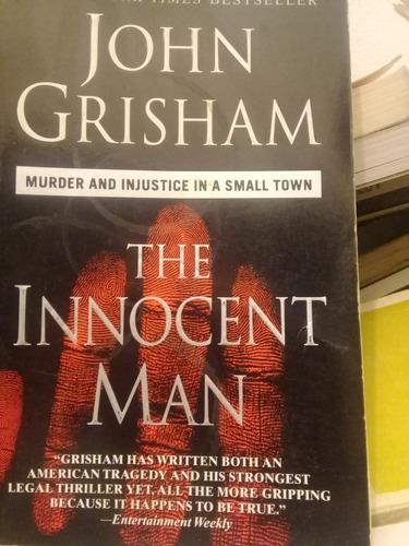 en inglés the innocent man john grisham