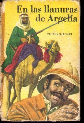 en las llanuras de argelia emilio salgari