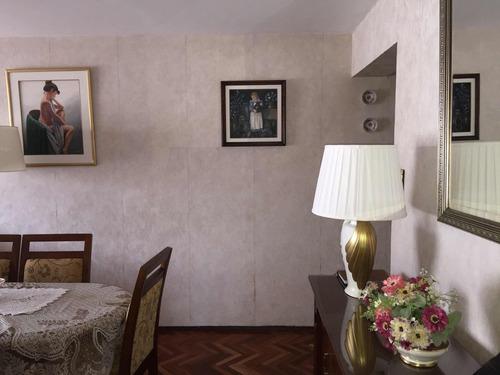 en punta carretas apartamento 3 dormitorios