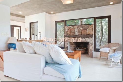 en venta casa en jose ignacio, 3 dormitorios - ref: 213350