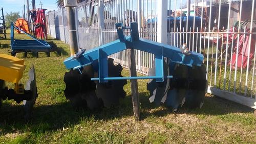 encanteradoras de discos para pequeños o grandes tractores