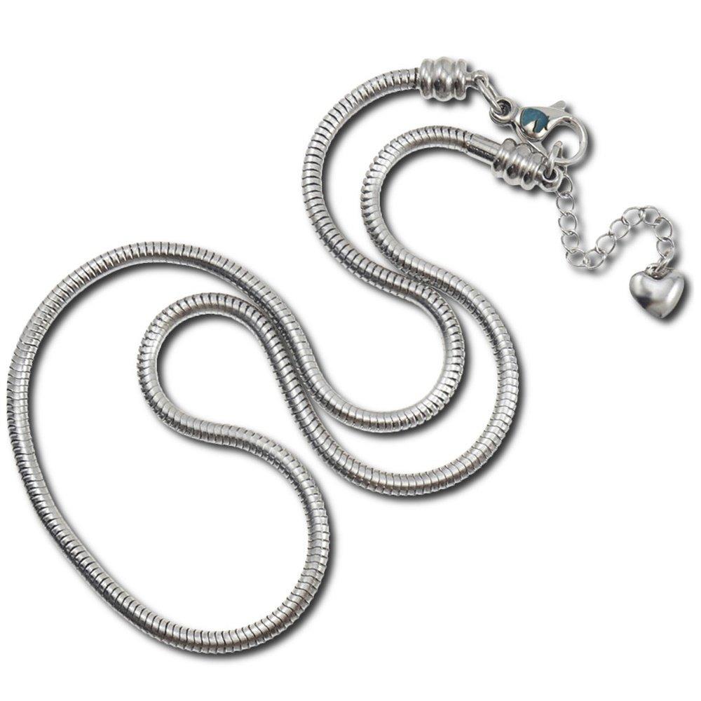 096b912ce1d2 encanto europeo pulsera collar para las mujeres y las niñ. Cargando zoom.